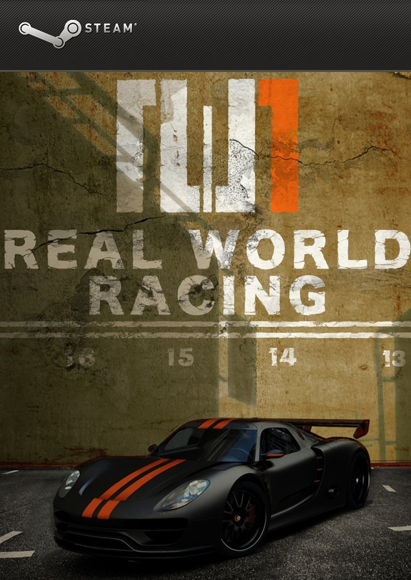 Cover zu Real World Racing