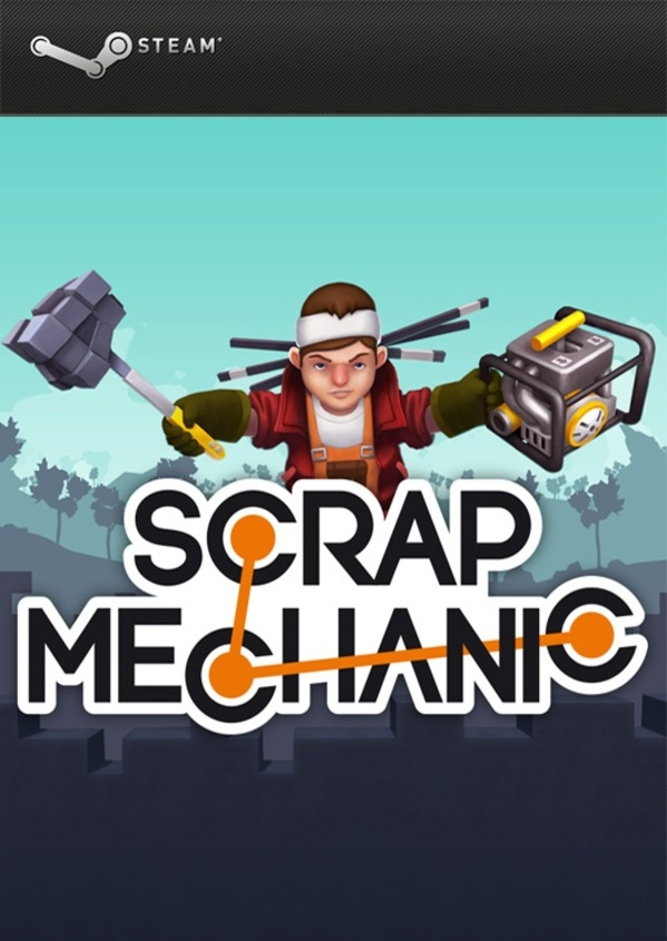 Cover zu Scrap Mechanic