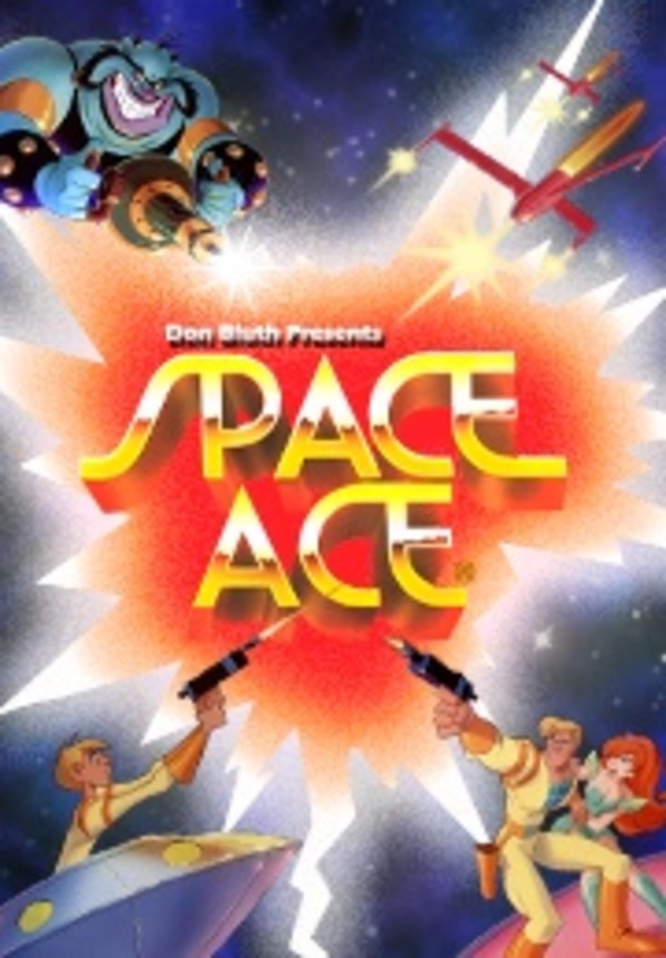 Cover zu Space Ace