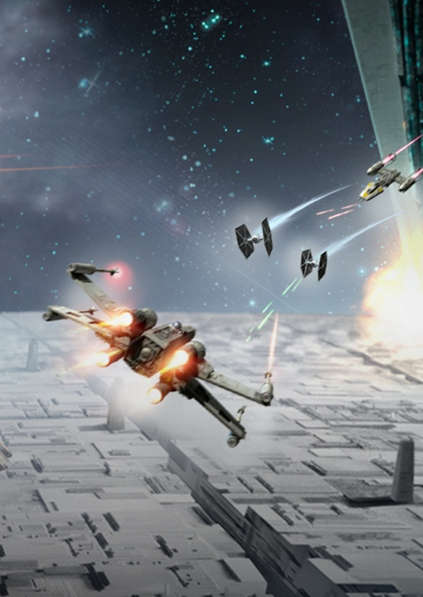 Cover zu Star Wars: Attack Squadrons