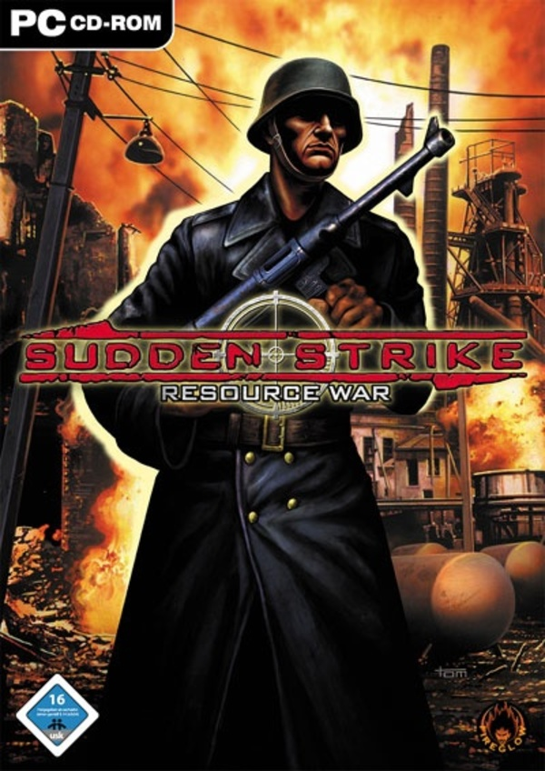 Cover zu Sudden Strike: Ressource War