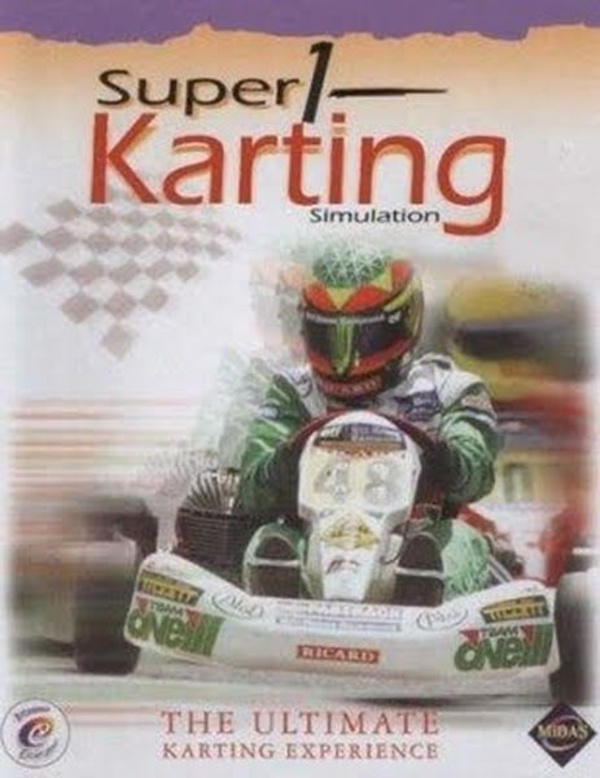 Cover zu Super 1 Karting