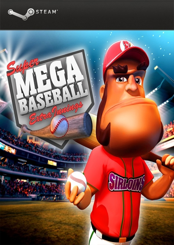 Cover zu Super Mega Baseball: Extra Innings