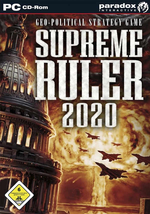 Cover zu Supreme Ruler 2020