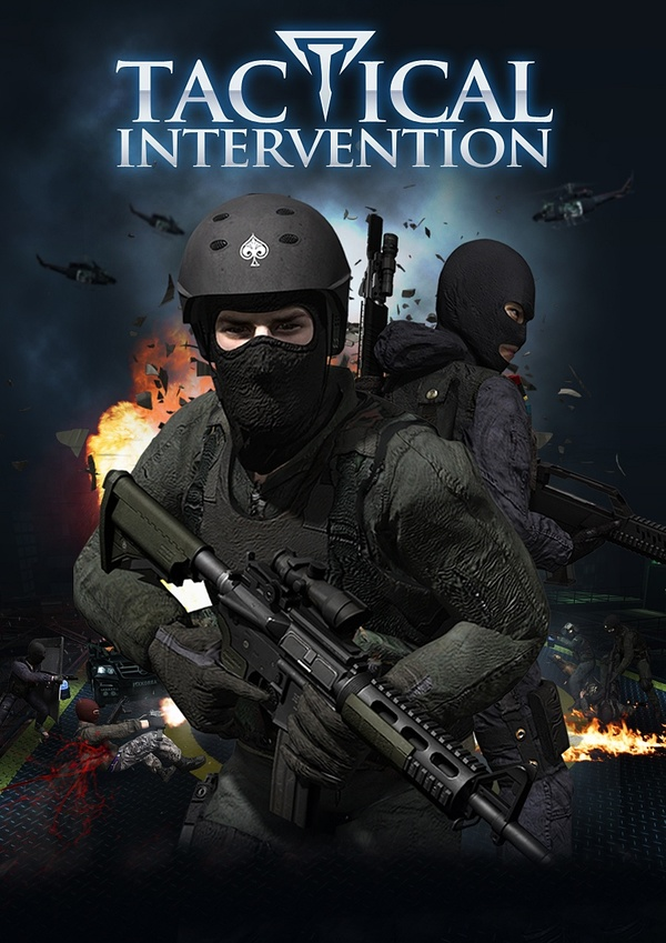 Cover zu Tactical Intervention