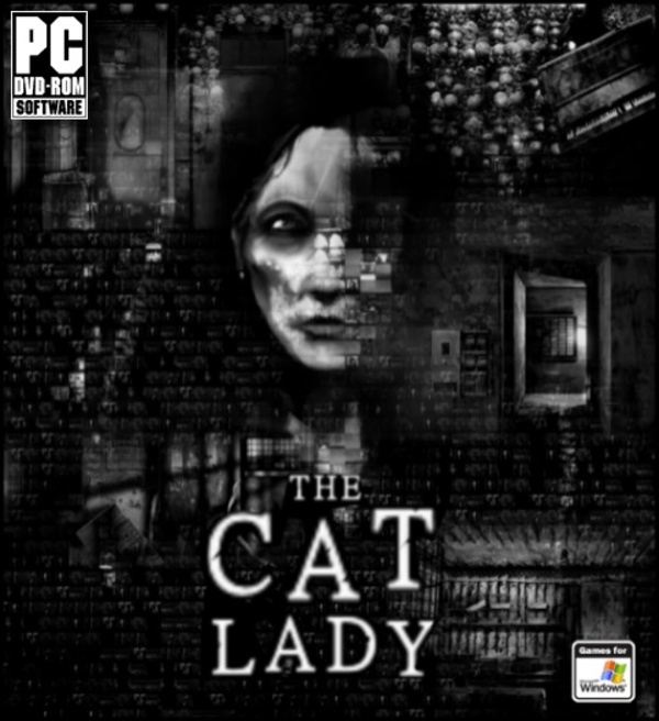 Cover zu The Cat Lady