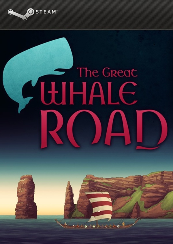 Cover zu The Great Whale Road