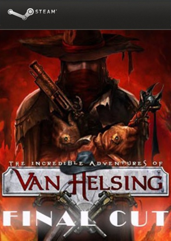 Cover zu The Incredible Adventures of Van Helsing: Final Cut