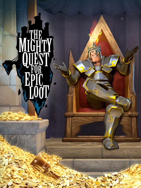 Cover zu The Mighty Quest for Epic Loot