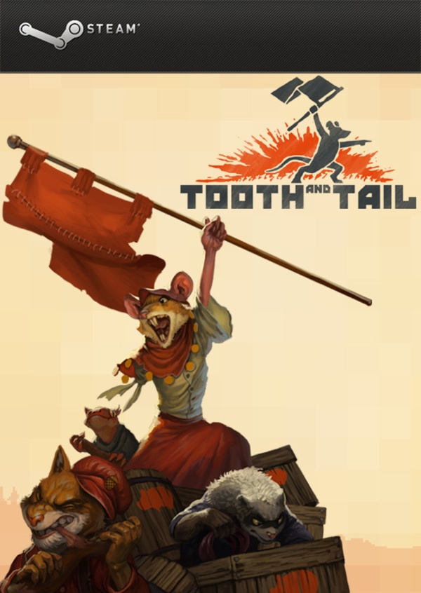 Cover zu Tooth and Tail