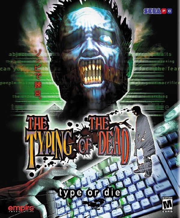 Cover zu Typing of the Dead