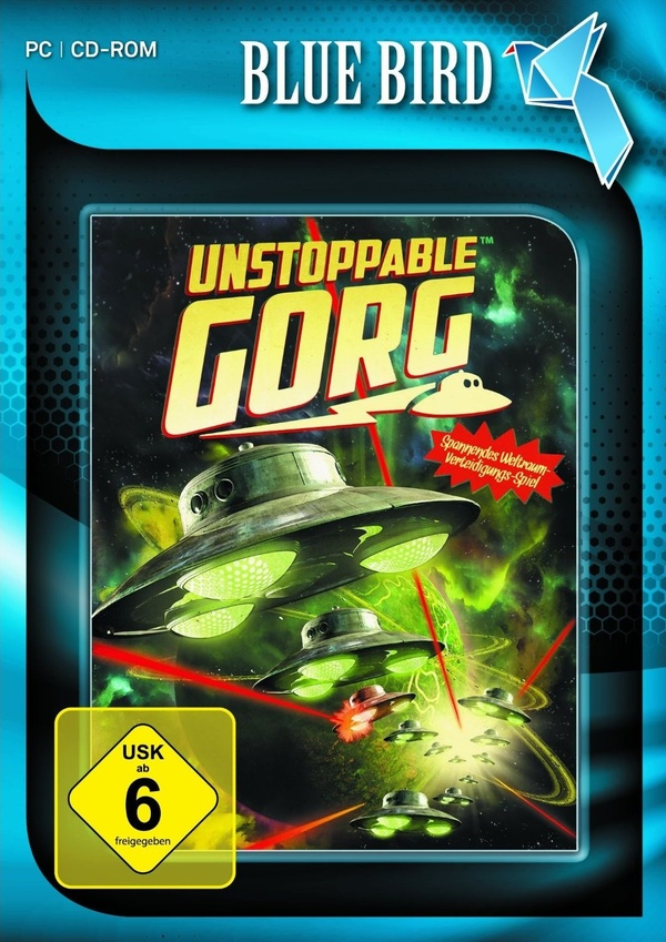 Cover zu Unstoppable Gorg