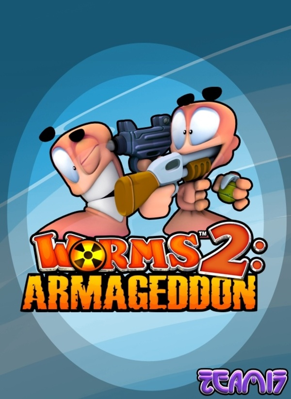 Cover zu Worms Reloaded