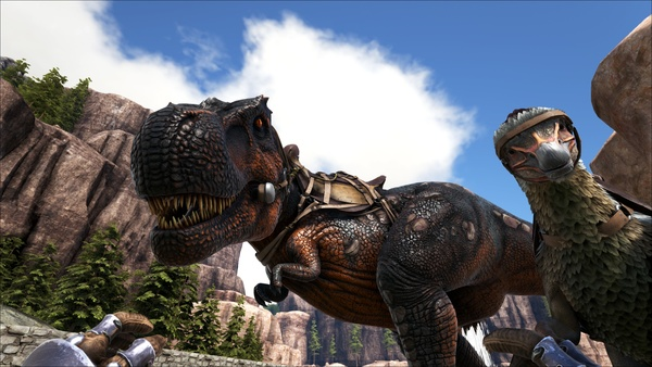 Screenshot zu ARK: Survival Evolved - Screenshots