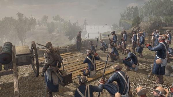 Screenshot zu Assassin's Creed 3 - Screenshots