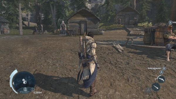 Screenshot zu Assassin's Creed 3 - Screenshots