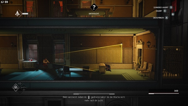 Screenshot zu Assassin's Creed Chronicles: Russia - Screenshots