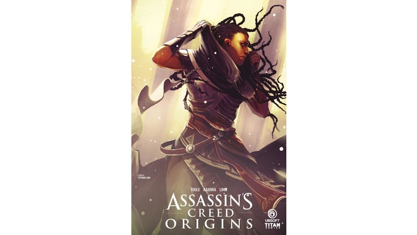 Screenshot zu Assassin's Creed: Origins - Bilder zur Comic-Adaption
