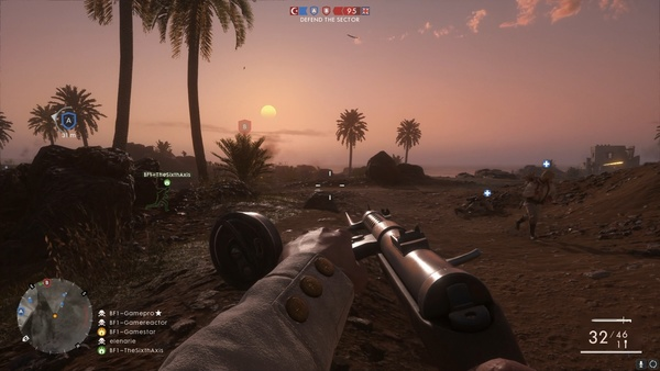 Screenshot zu Battlefield 1 - Screenshots