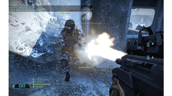 Screenshot zu Battlefield: Bad Company 2 - Bilder zum VIP-Pack #7