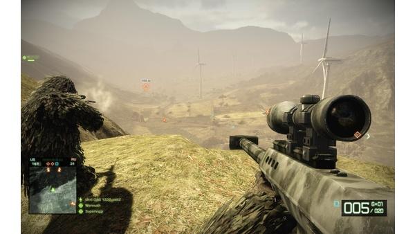 Screenshot zu Battlefield: Bad Company 2 - Bilder zum VIP-Pack #7