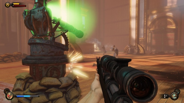 Screenshot zu Bioshock Infinite - Screenshots