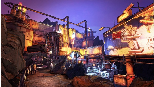 Screenshot zu Borderlands 2 - Screenshots aus dem DLC »Mr. Torgue's Campaign of Carnage«