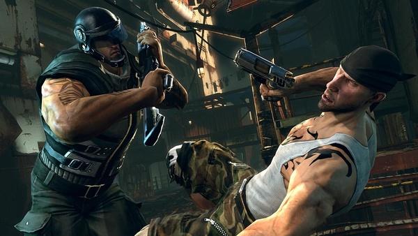 Screenshot zu Resident Evil 5 - Technikcheck: Mittlere Details