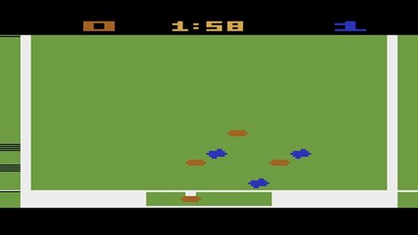 Screenshot zu Fußballspiele-Historie - Von Soccer Pong bis FIFA
