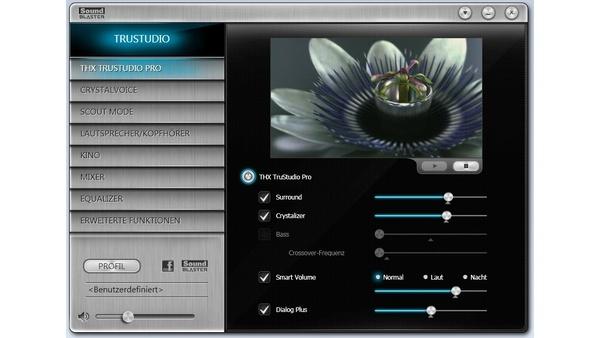 Bilder zu Creative Soundblaster Recon 3D - Treiber
