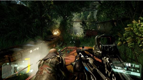 Screenshot zu Crysis 3 - Screenshots