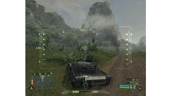 Screenshot zu Crysis - Zerstörung im Detail