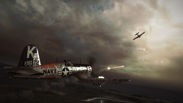 Screenshot zu Damage Inc., Pacific Squadron WWII - Screenshots