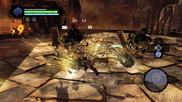 Screenshot zu Darksiders 2 - Screenshots