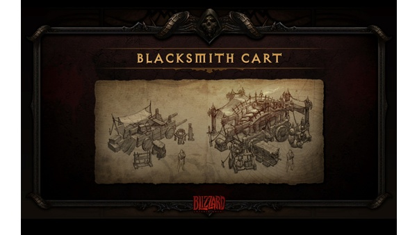 Screenshot zu Diablo 3 - Blizzcon 2010: Arbeiten an Sanktuary-Panel