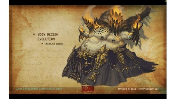Screenshot zu Diablo 3 - Artworks und Konzeptzeichnungen