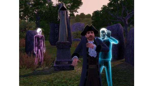 Screenshot zu Die Sims 3 - DLC: Barnacle Bay