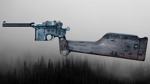 Screenshot zu Hunt: Showdown - Artworks: Alle Waffen im Horror-Shooter