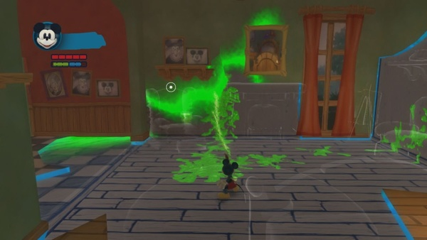 Screenshot zu Disney Micky Epic: Die Macht der 2 - Screenshots