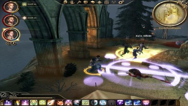 Screenshot zu Dragon Age: Origins - DLC: Leliana's Song
