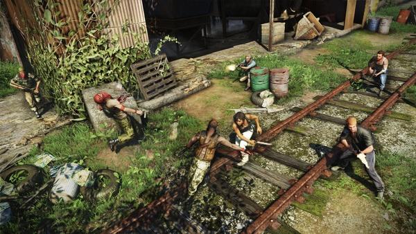 Screenshot zu Far Cry 3 - Koop-Screenshots