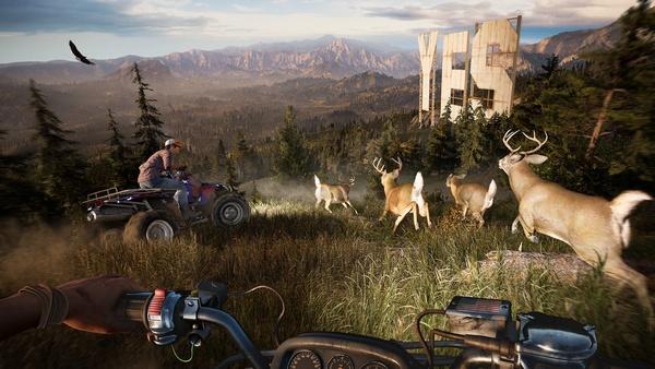 Screenshot zu Far Cry 5 - Screenshots