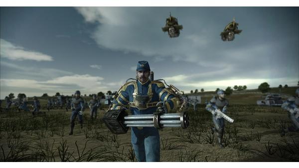 Screenshot zu Gettysburg: Armored Warfare - Screenshots