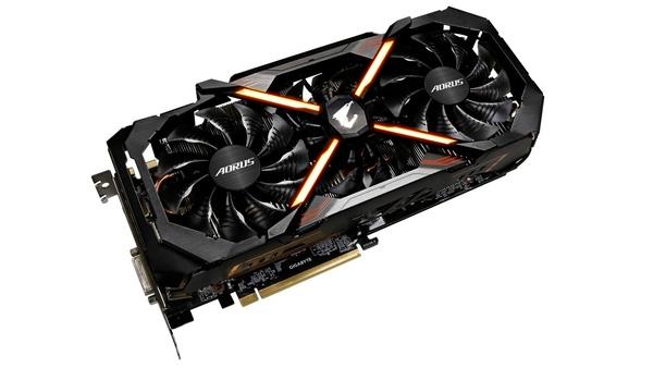 Bilder zu Gigabyte Geforce GTX 1080 Ti Aorus Xtreme Edition 11G - Bilder