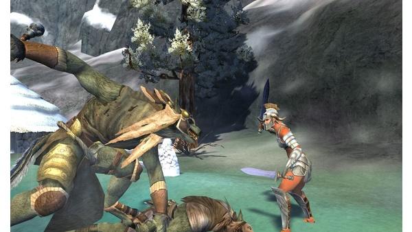 Screenshot zu Gods & Heroes: Rome Rising - Screenshots