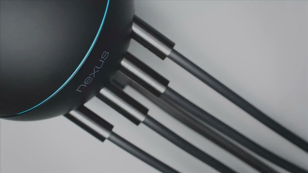 Bild der Galerie Google Nexus Q - Bilder des »Social Streaming Media Players«