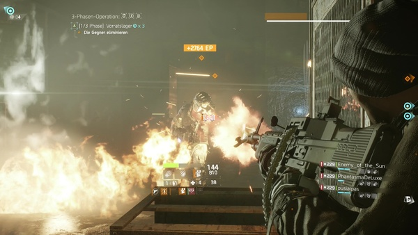 Screenshot zu Tom Clancy's The Division - Screenshots