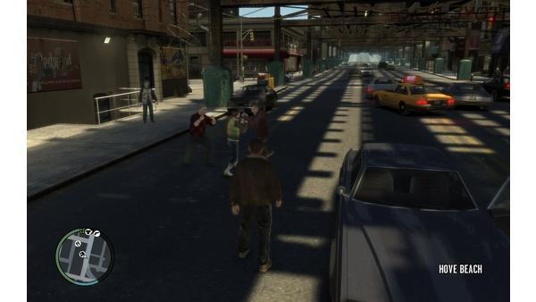 Screenshot zu GTA 4 - Alltag in Liberty City