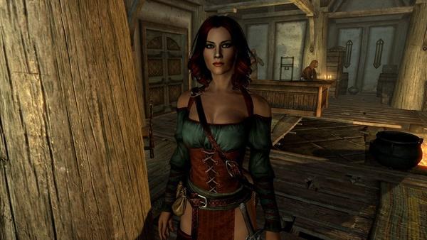Bild der Galerie The Elder Scrolls 5: Skyrim - Begleiterinnen-Mods