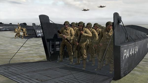 Screenshot zu Iron Front: Liberation 1944 - Screenshots zum DLC »D-Day«
